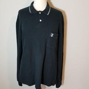 Polo Ralph Lauren Longsleeve Polo Shirt Size L